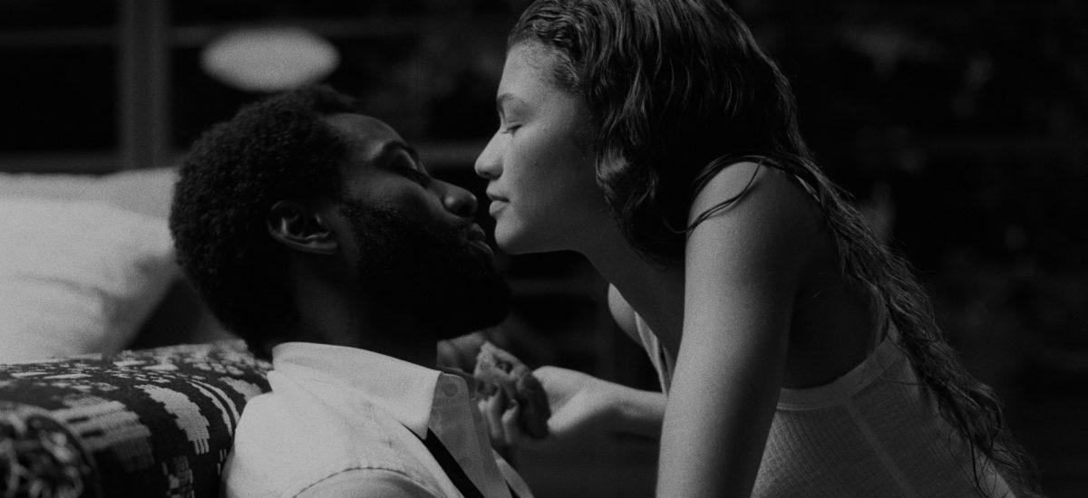 Záber z filmu Malcolm & Marie