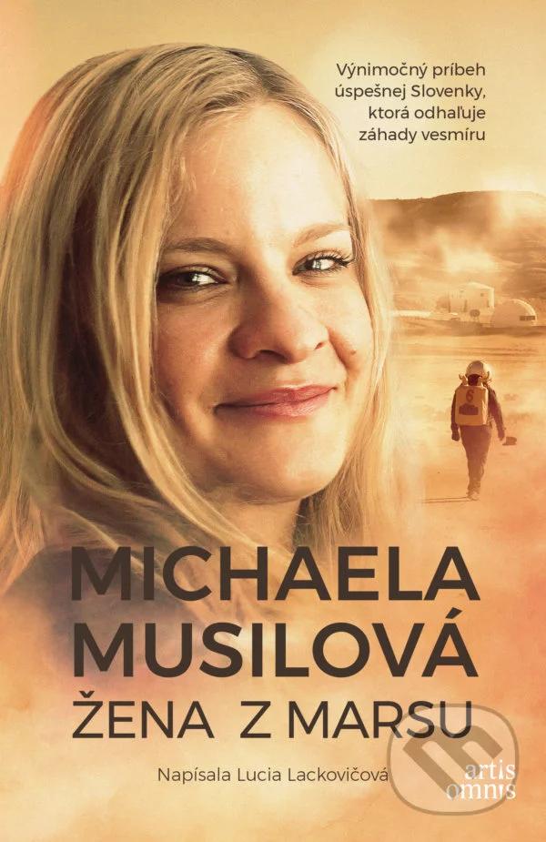 Žena z Marsu je životnou cestou úspešnej slovenskej vedkyne