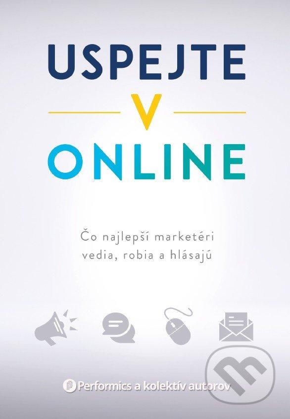 Kniha Uspejte v online