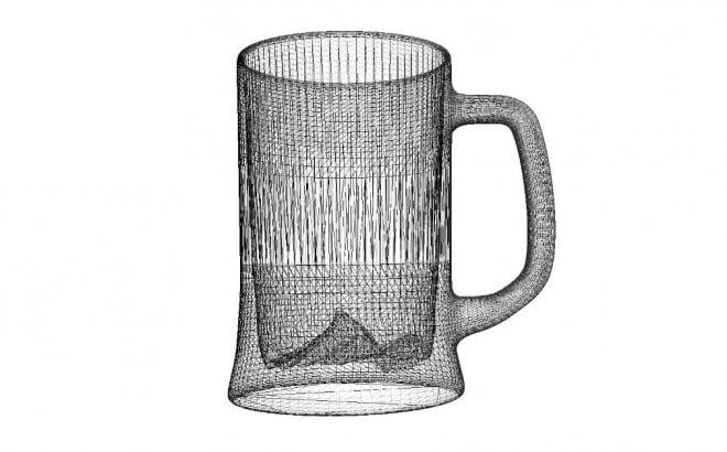 Pivný krígeľ Krigláň