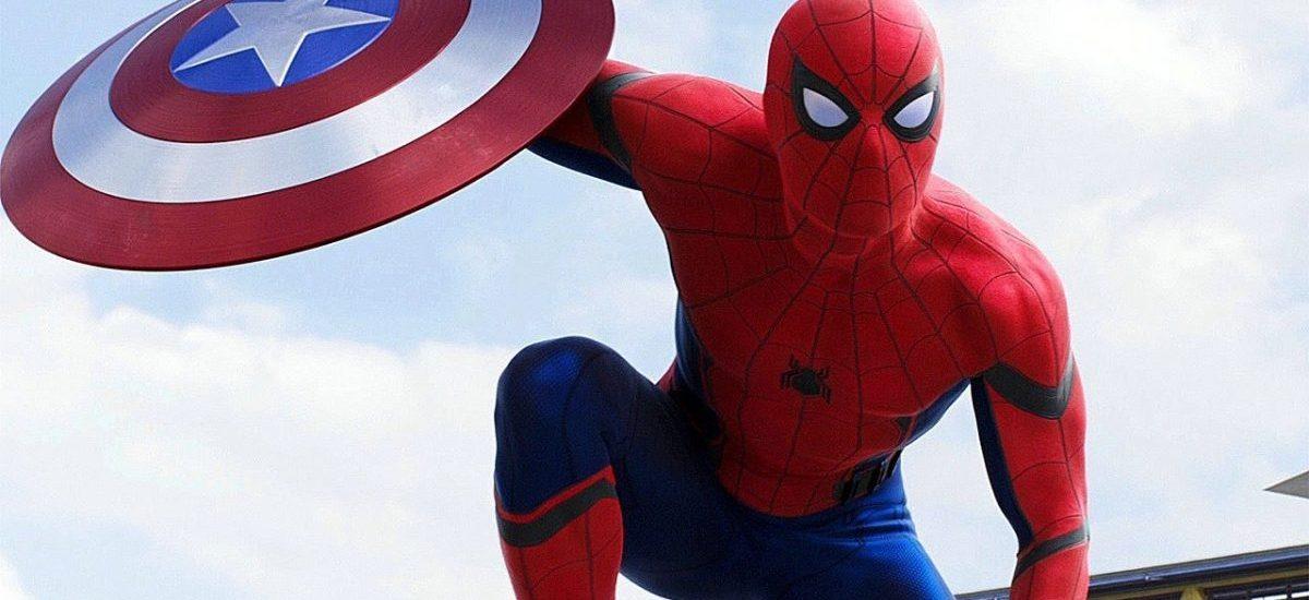 Tom Holland ako Spider-Man