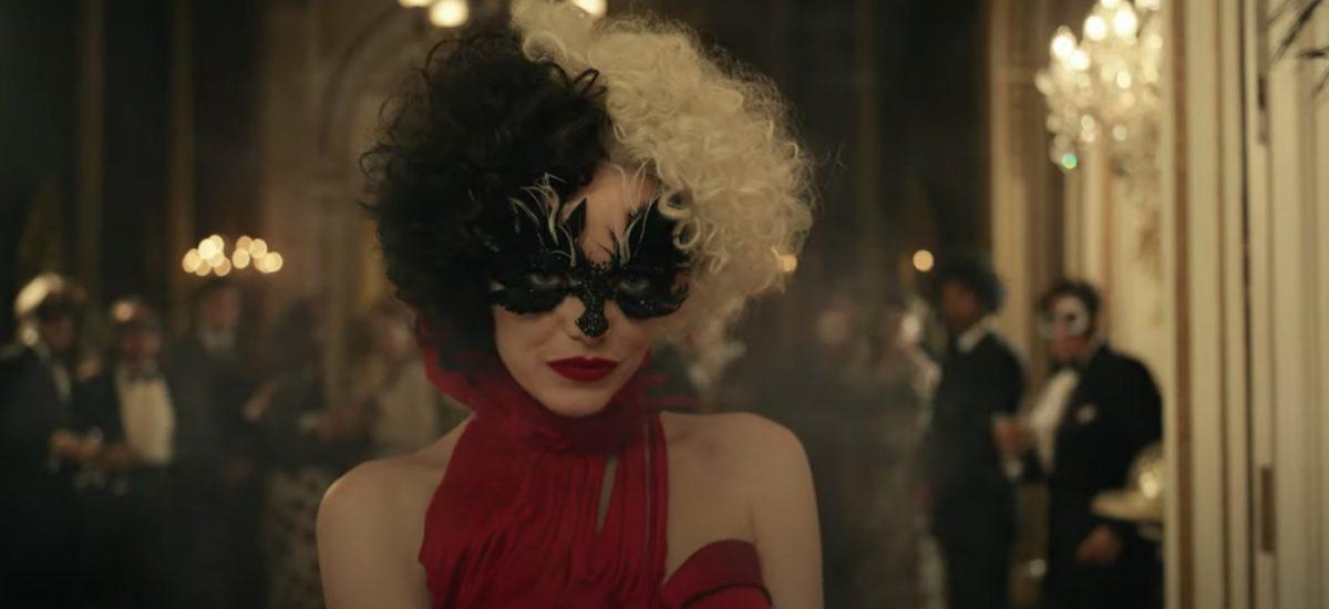 Emma Stone ako Cruella
