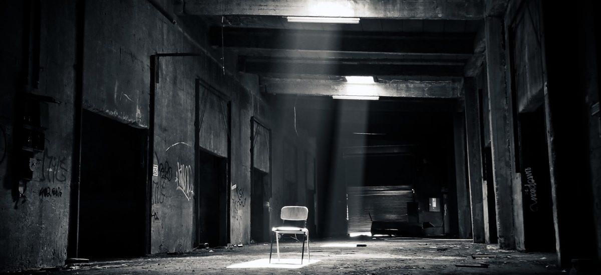 Opustené miesta z ktorých ti prejde mráz po chrbte