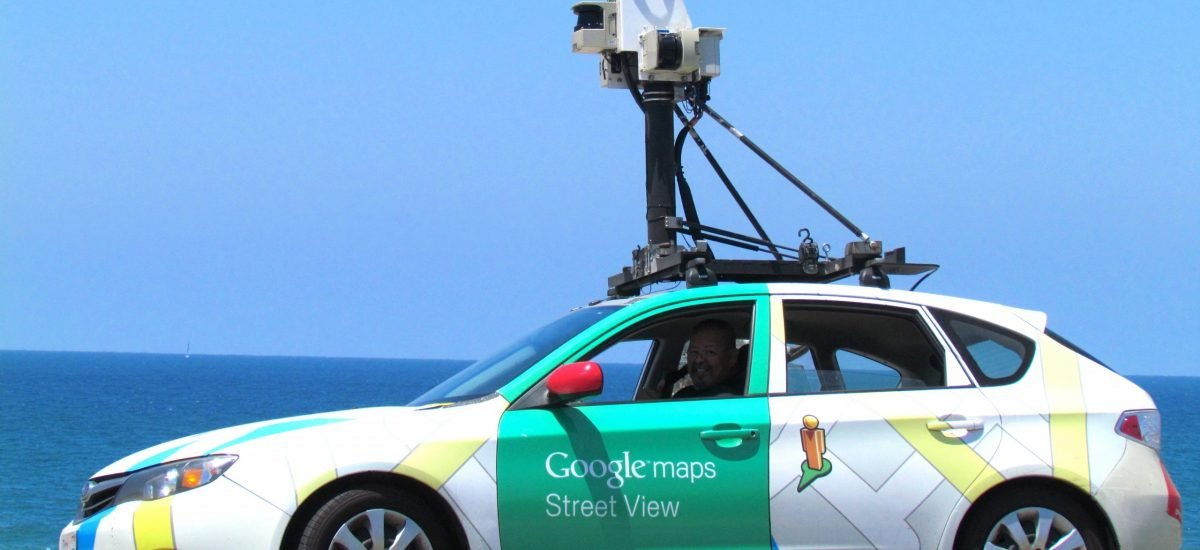 Na Google Mapách sa nájdu poriadne bizarné veci