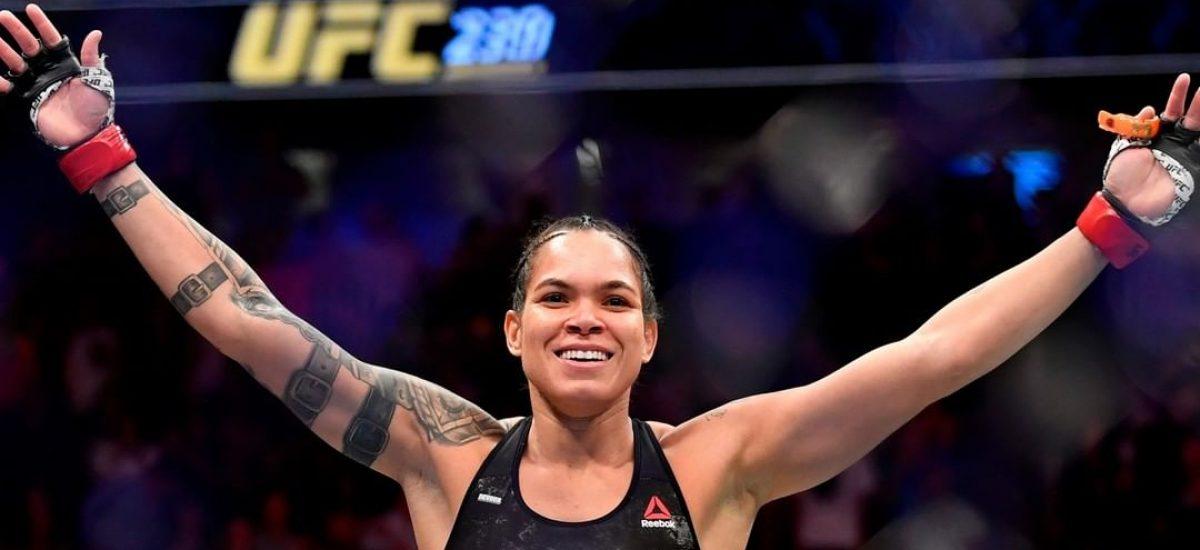 UFC 259 s Amandou Nunes