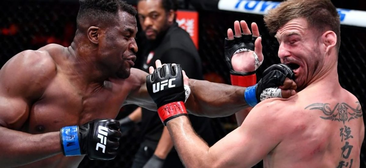 UFC 260