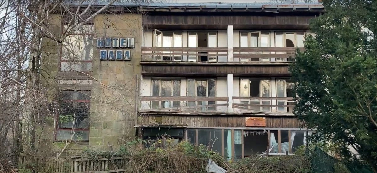 Hotel Baba vyzerá ako z hororu
