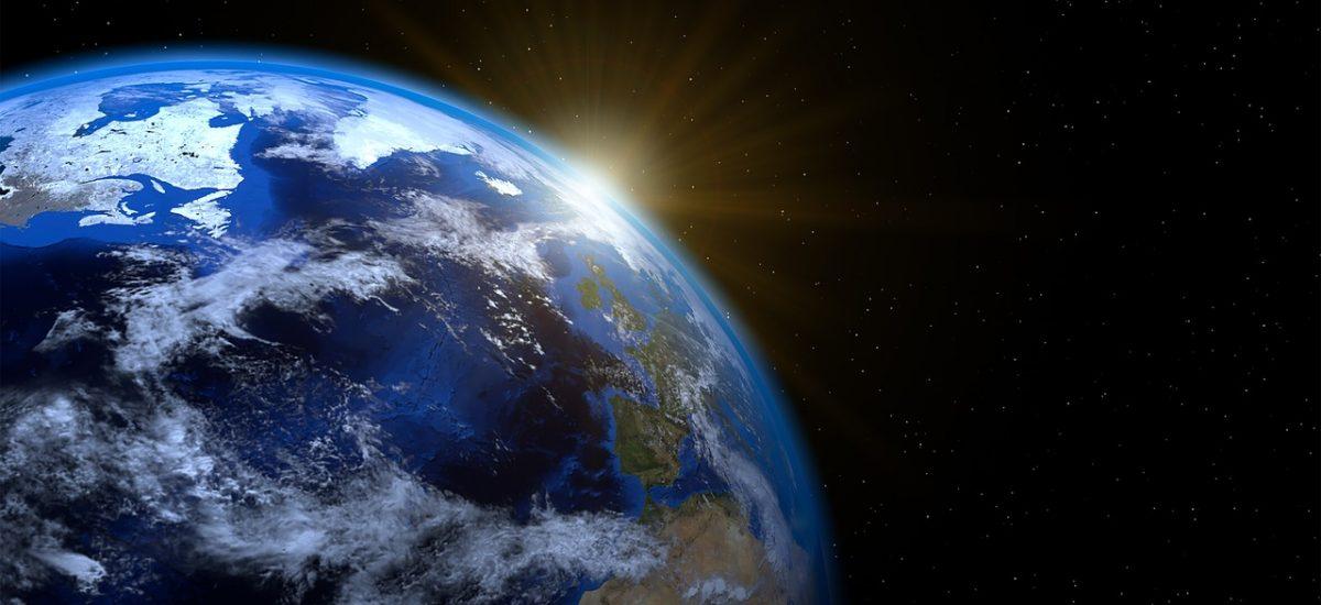 Hodina Zeme je tu