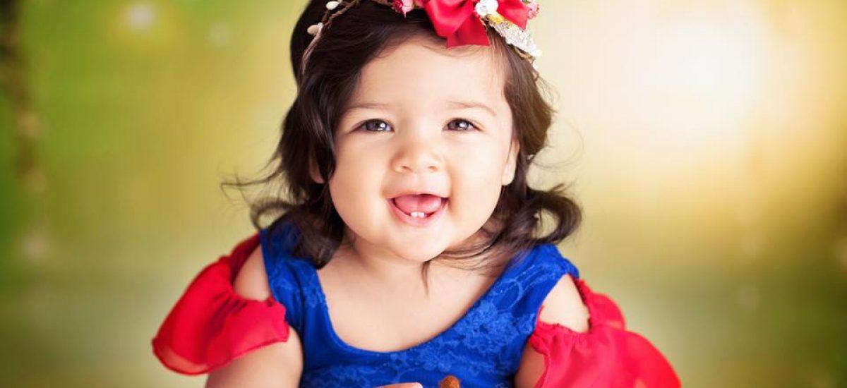 Fotografka urobila z detí Disney princezné