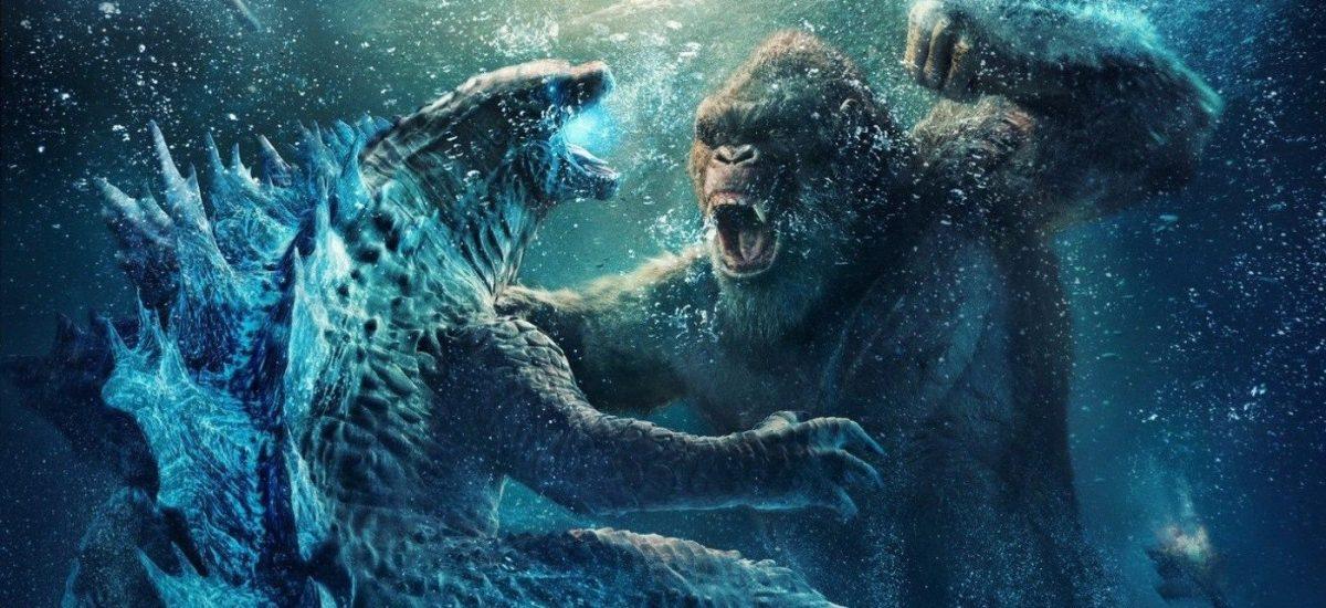 Očakávaný blockuster Godzilla vs. Kong