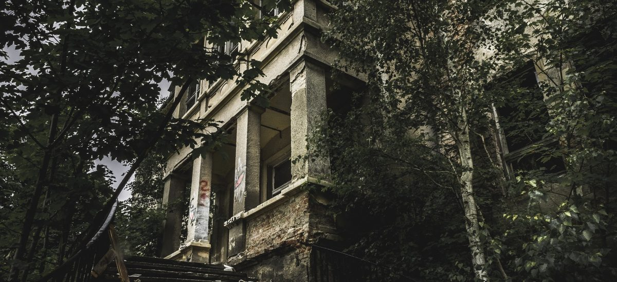 Opustená budova v Bratislave desí domácich aj turistov
