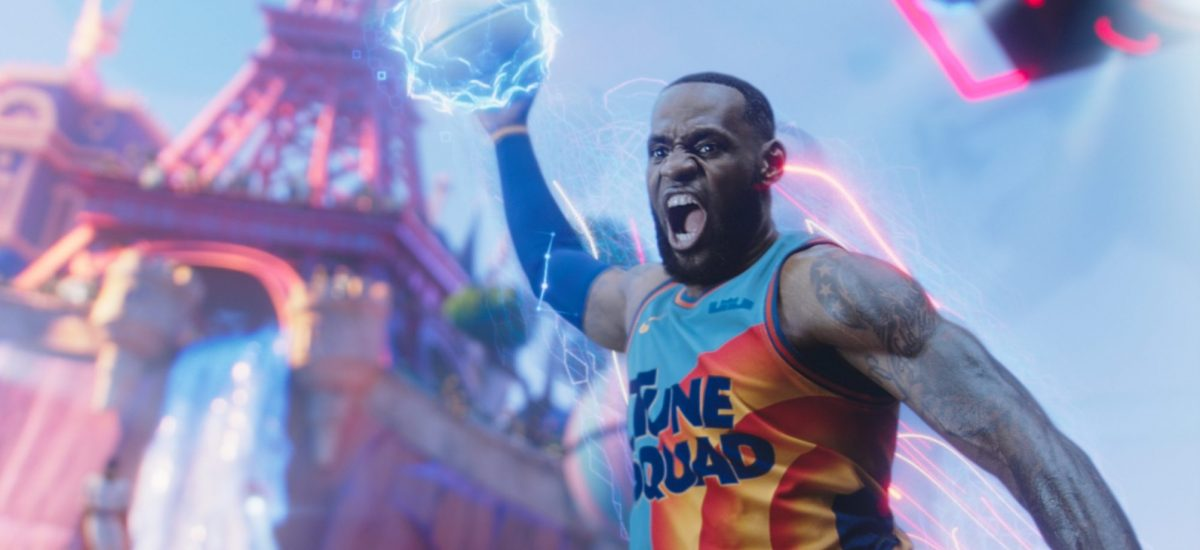 LeBron James vo filme Space Jam 2