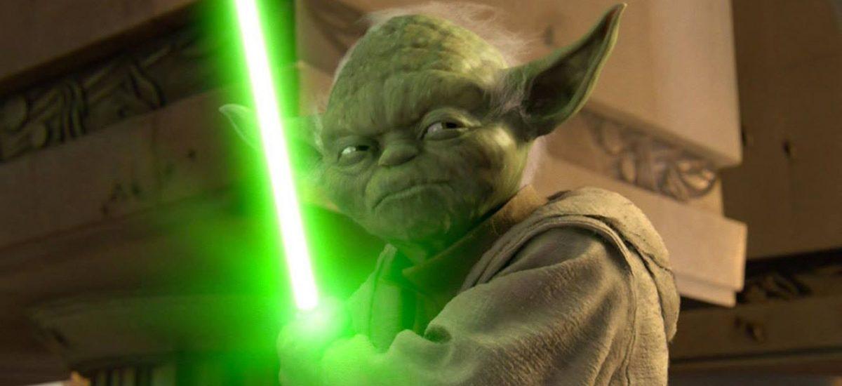 Vyzerá ako obľúbená postava zo sveta Star Wars