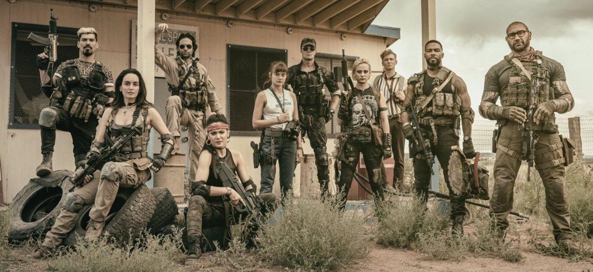 Netflix vydal najnovší počin Zacka Snydera s názvom Army of the Dead