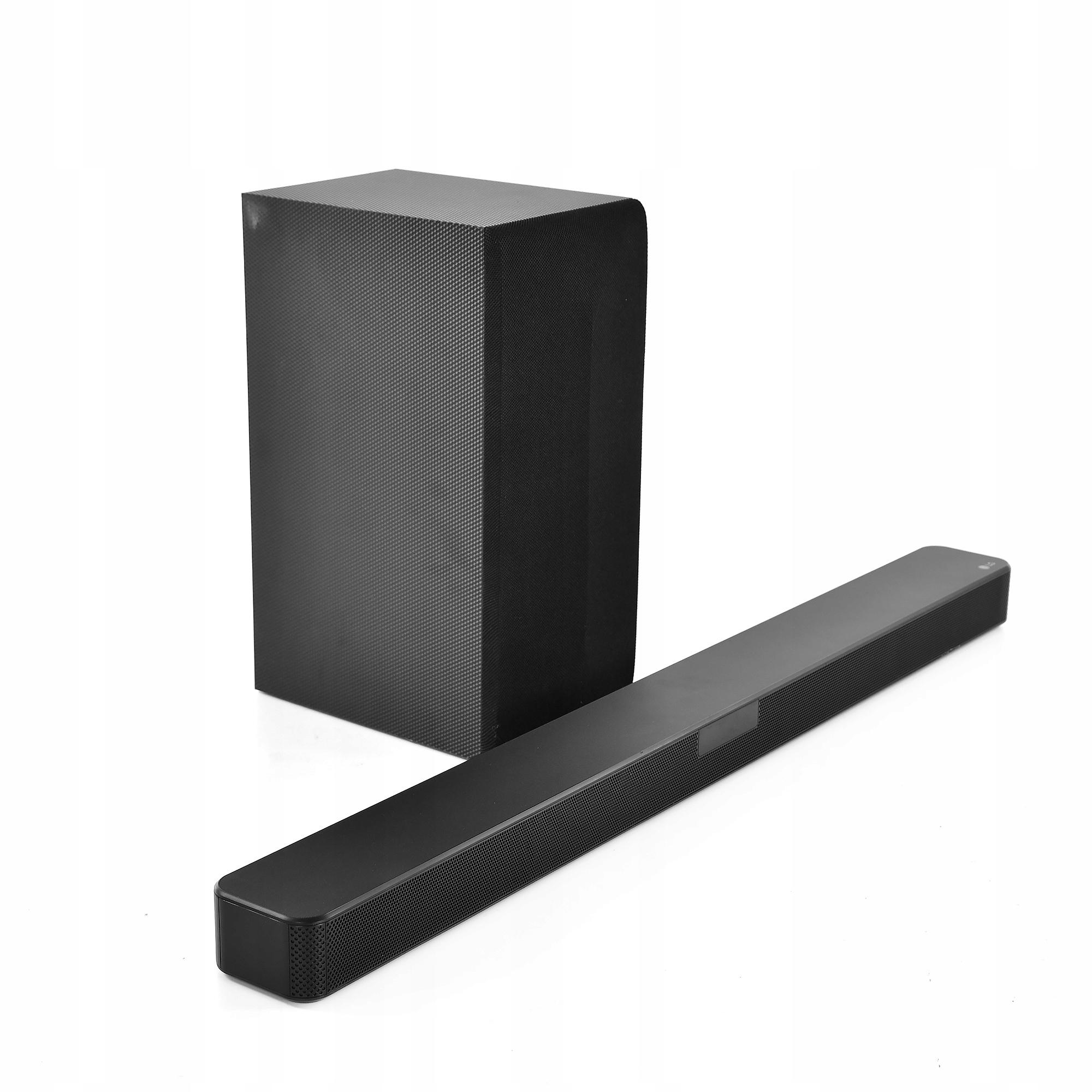 Stereo soundbar LG SN4