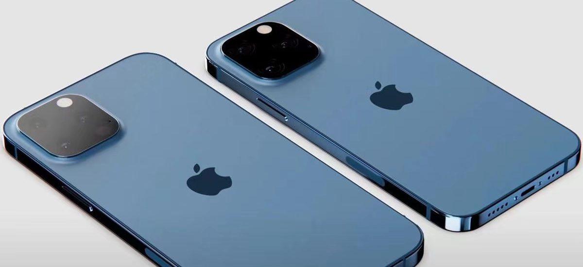 Bude takto vyzerať nový Apple iPhone 13