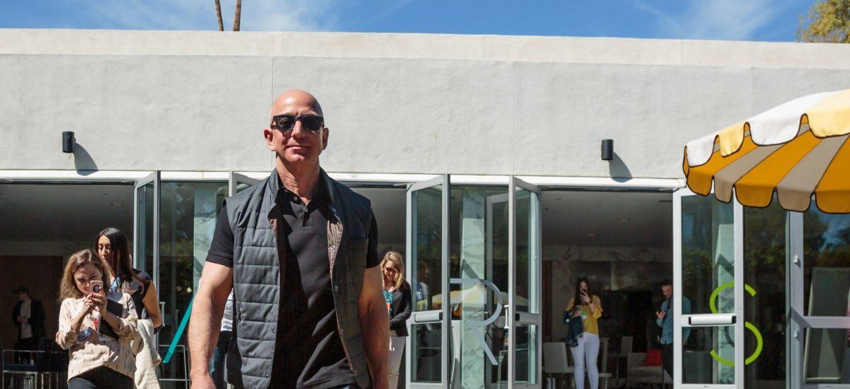 Jeff Bezos sa chystá do vesmíru