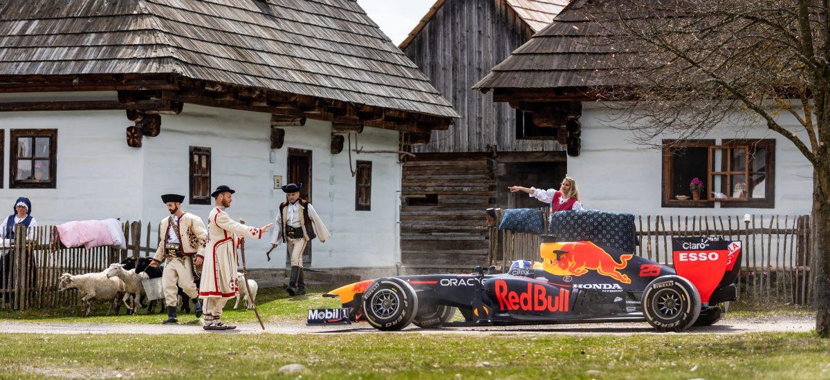 Slovenskom sa opäť preháňala Formula 1!