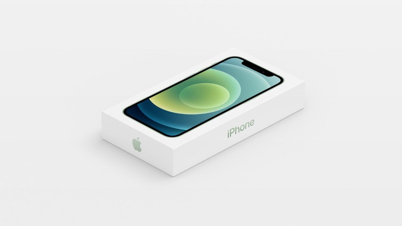 Krabička od iPhonu 12 mini je skutočne malá