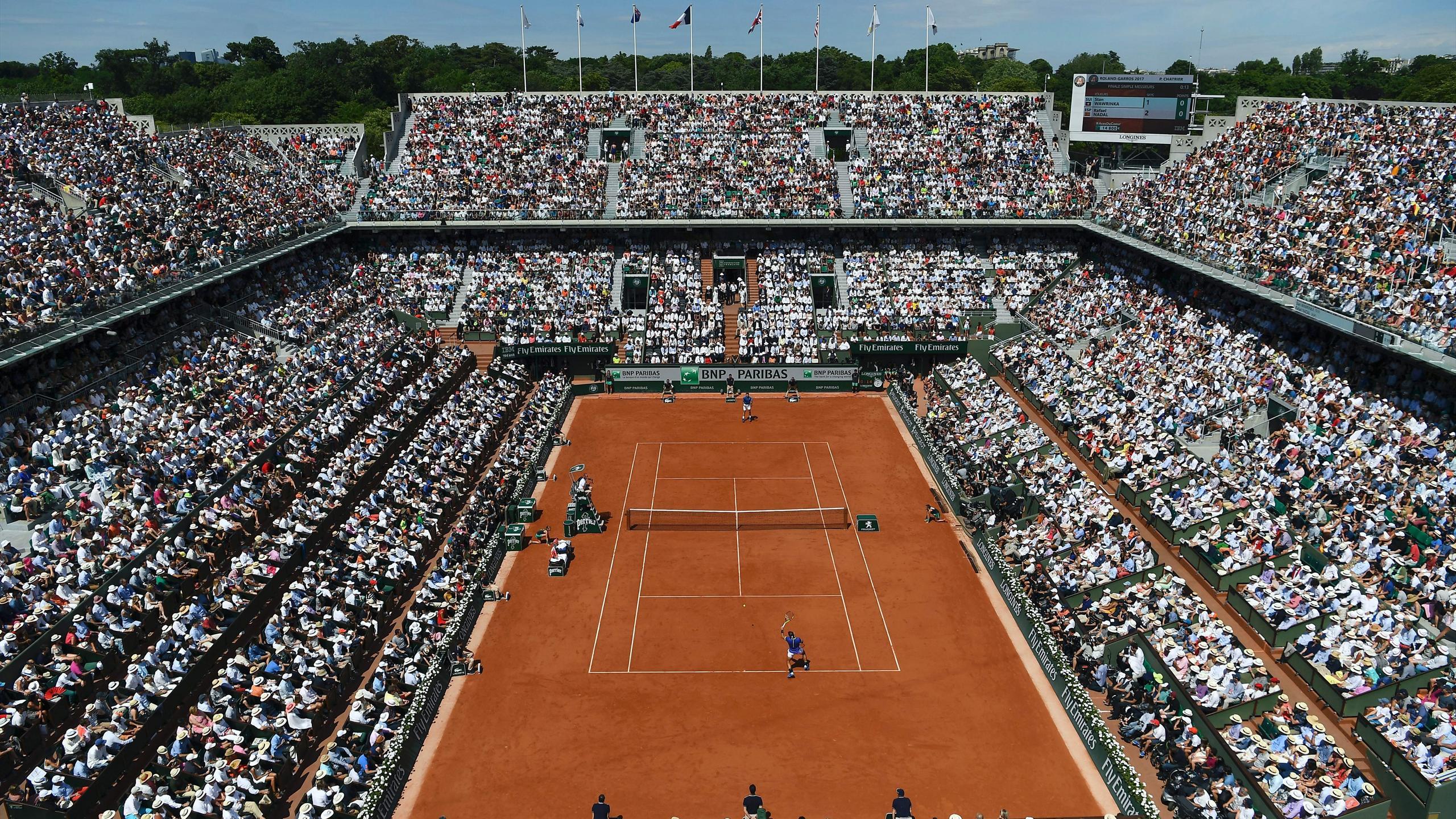 Magio Go ponúka na Eurosporte tohtoročný French Open v 4K kvalite