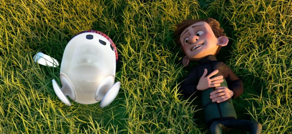 Prvý trailer dojemného animovaného filmu Ron má chybu