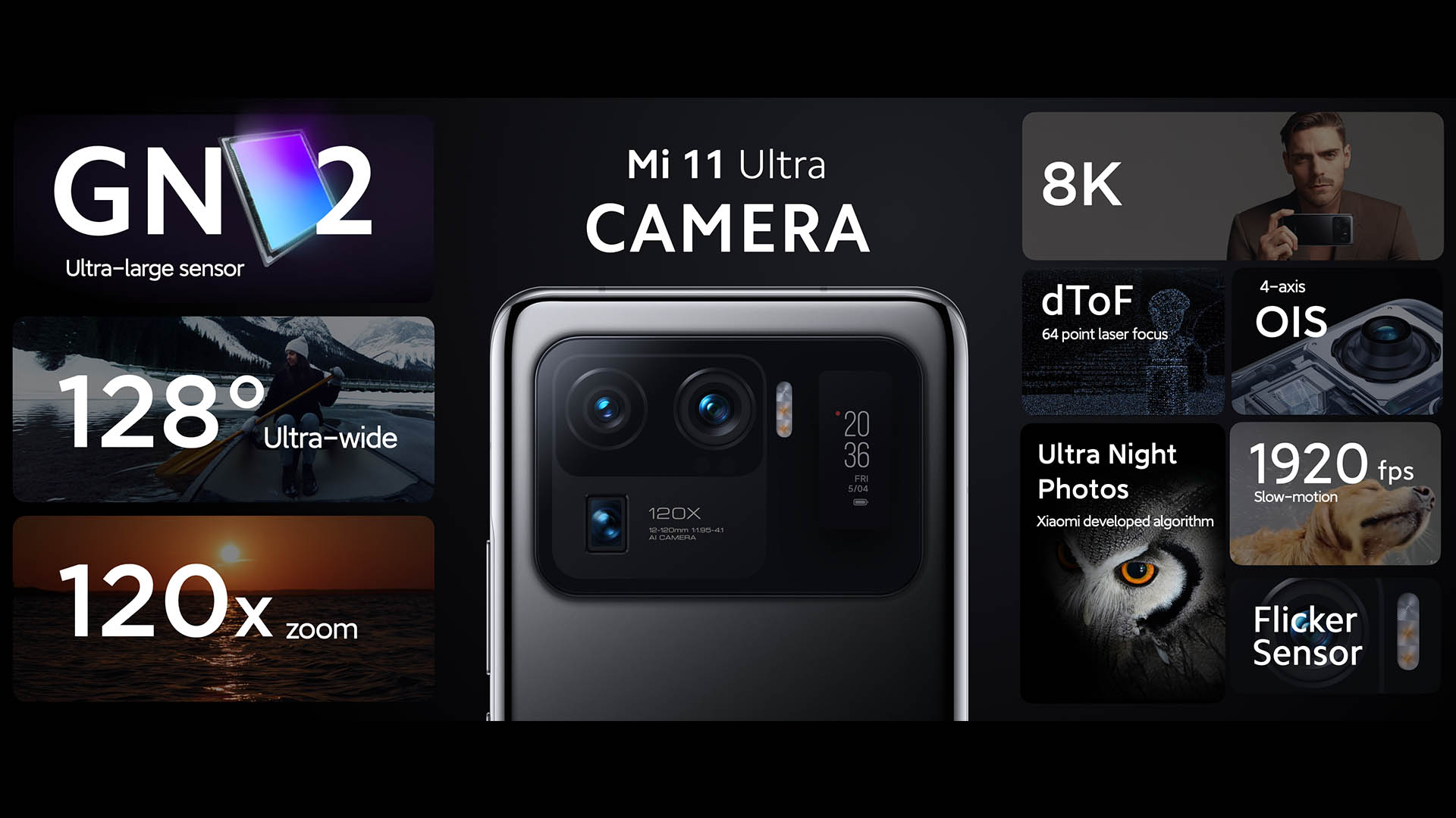 Toto sú parametre nového Xiaomi Mi 11 Ultra