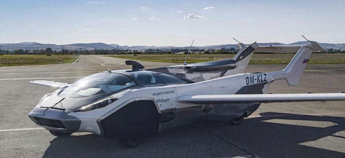 Lietajúce auto