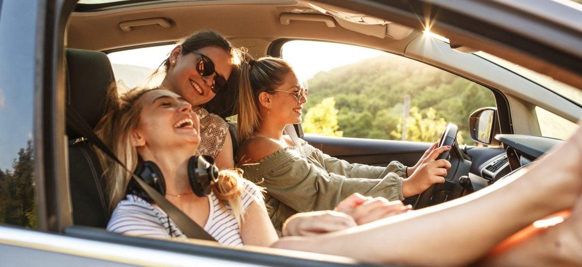 5 tipov, ako schladiť seba aj auto počas horúcich letných dní