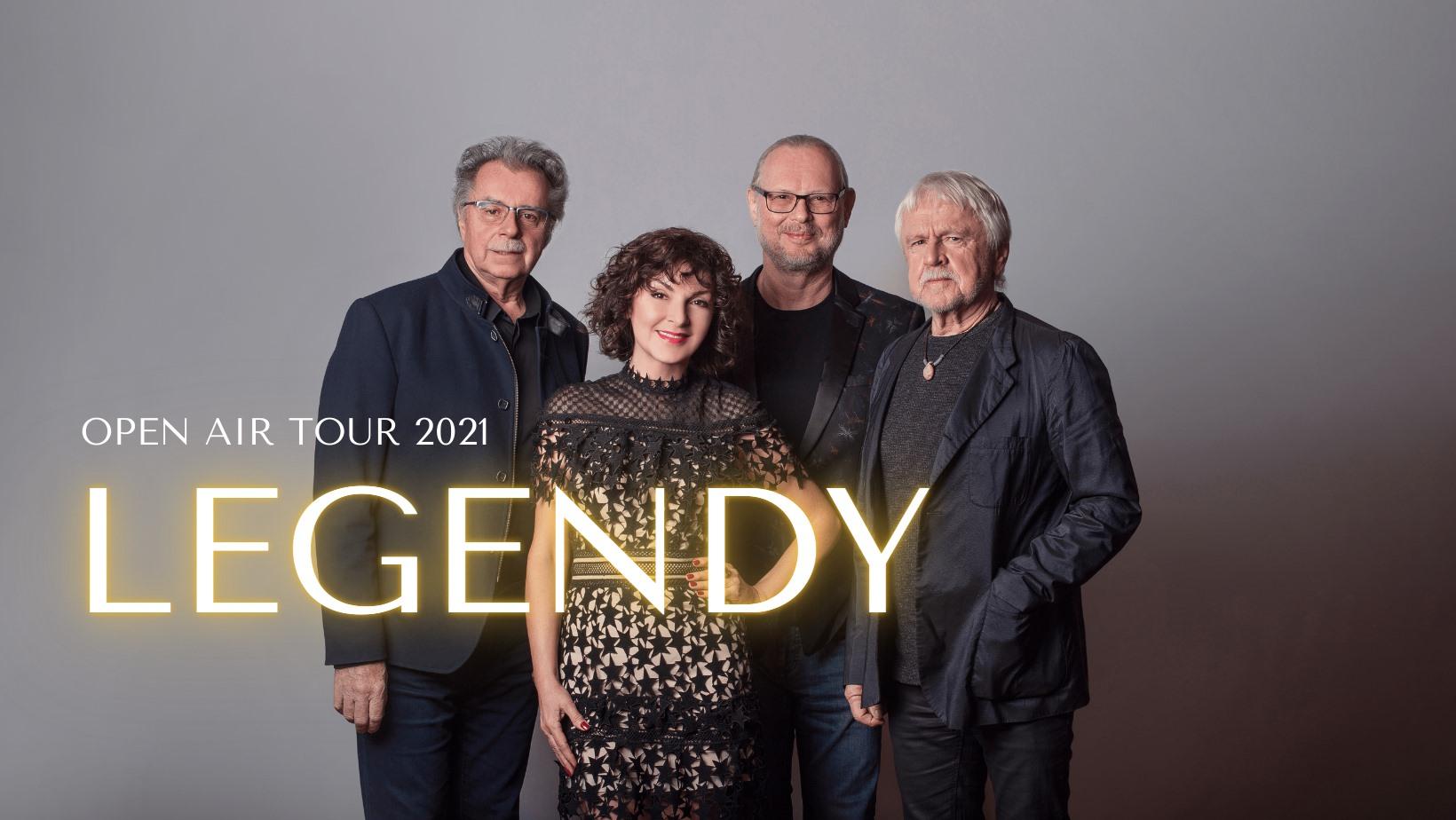 Legendy Open Air Tour
