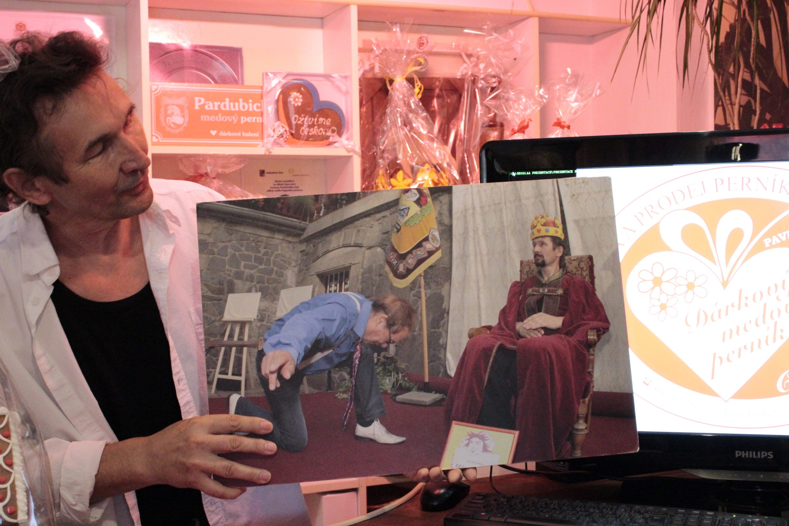 V Pardubiciach nájdeš aj pravého kráľa perníkov (Zdroj: Hashtag.sk/Laura Kaličiaková)