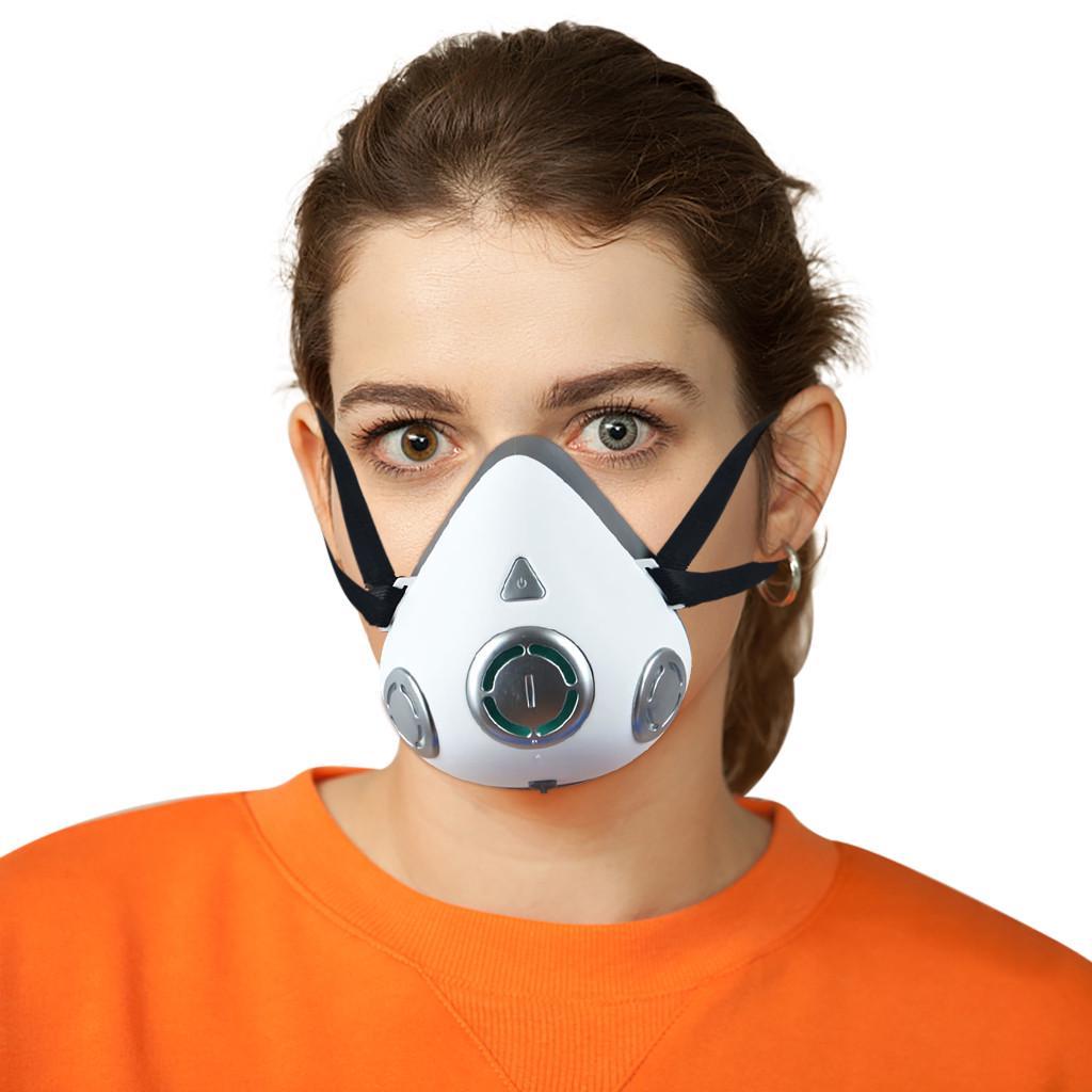 Nosil by si nabíjateľný respirátor?