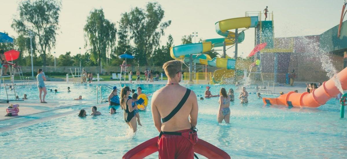 Uži si letné dni na slovenských kúpaliskách