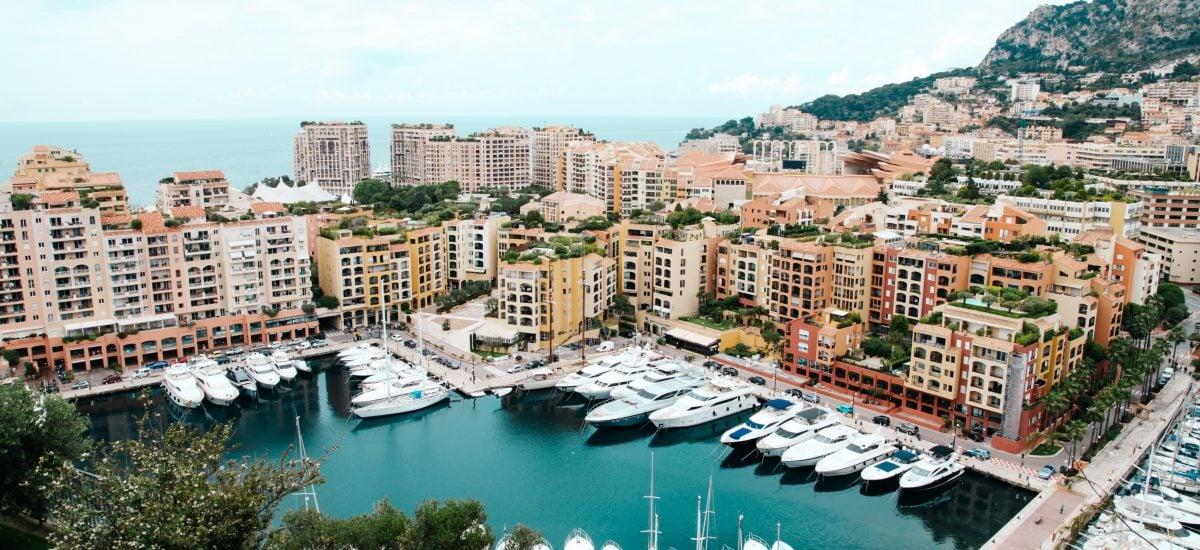 Monako, druhá najmenšia krajina