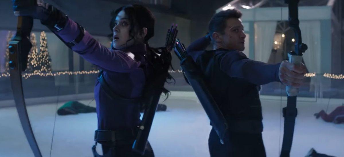 Trailer na seriál Hawkeye