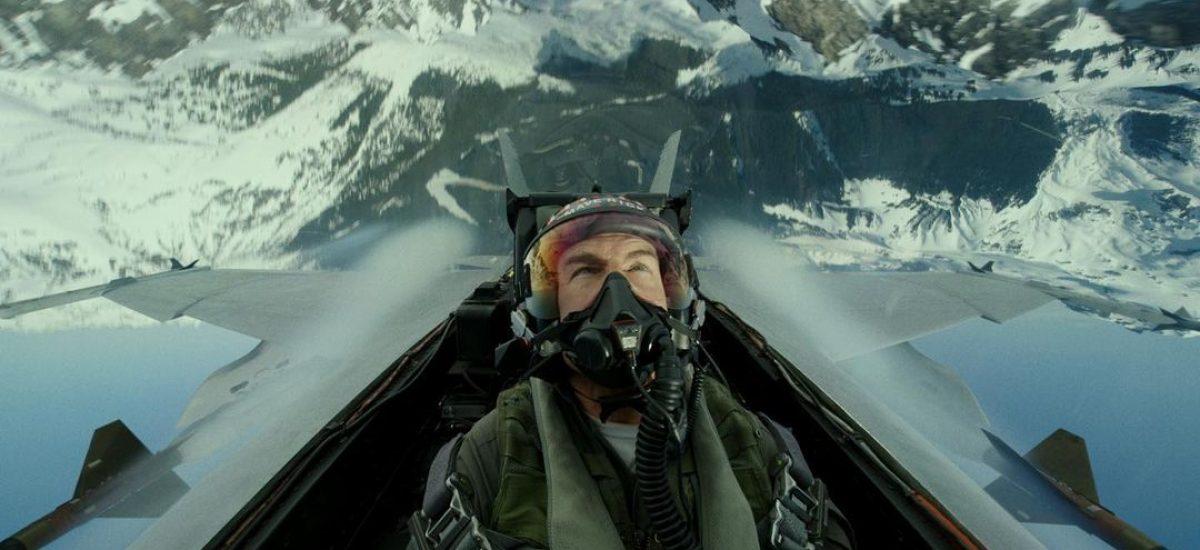 Tom Cruise vo filme TopGun