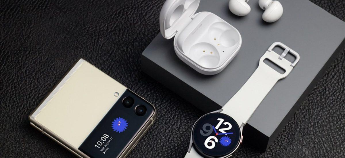 Doplnky Samsung rodiny Galaxy Watch 4 a Galaxy Buds 2