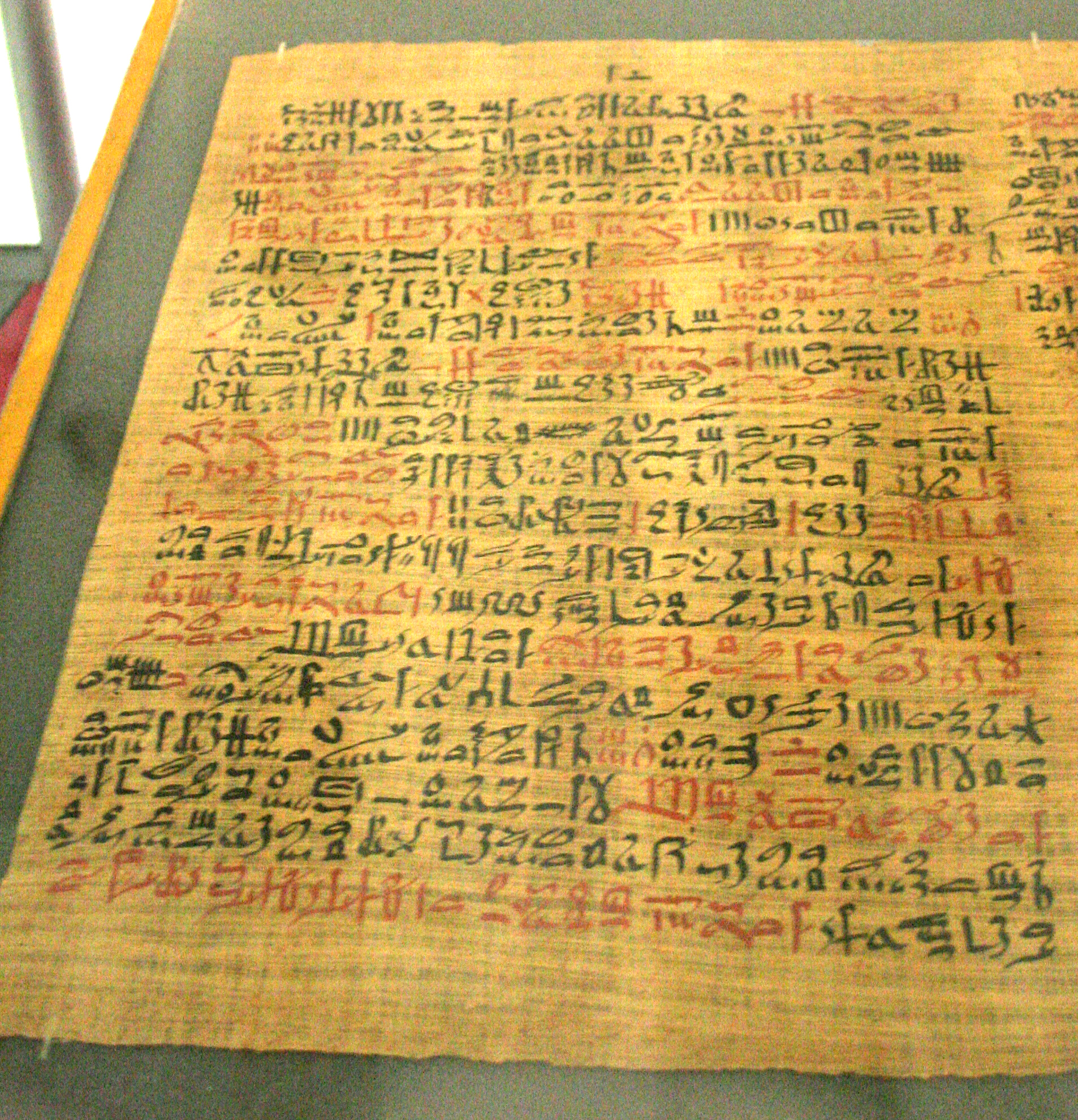 Eberský papyrus