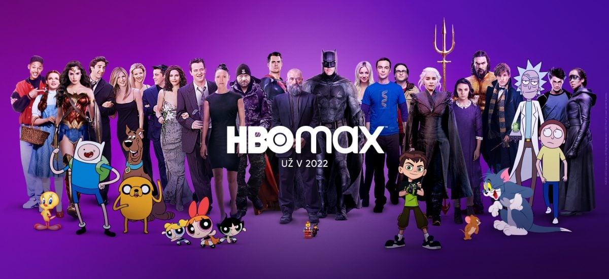 Do Európy mieri streamovacia platforma HBO Max, kedy dorazí na Slovensko?