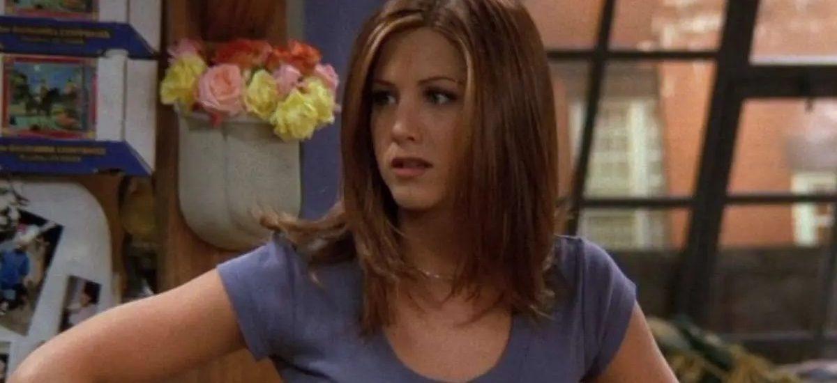 Jennifer Aniston v seriáli Priatelia
