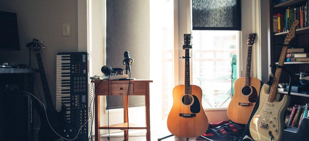 Angličtina: Music: Život bez hudby je nepredstaviteľný!